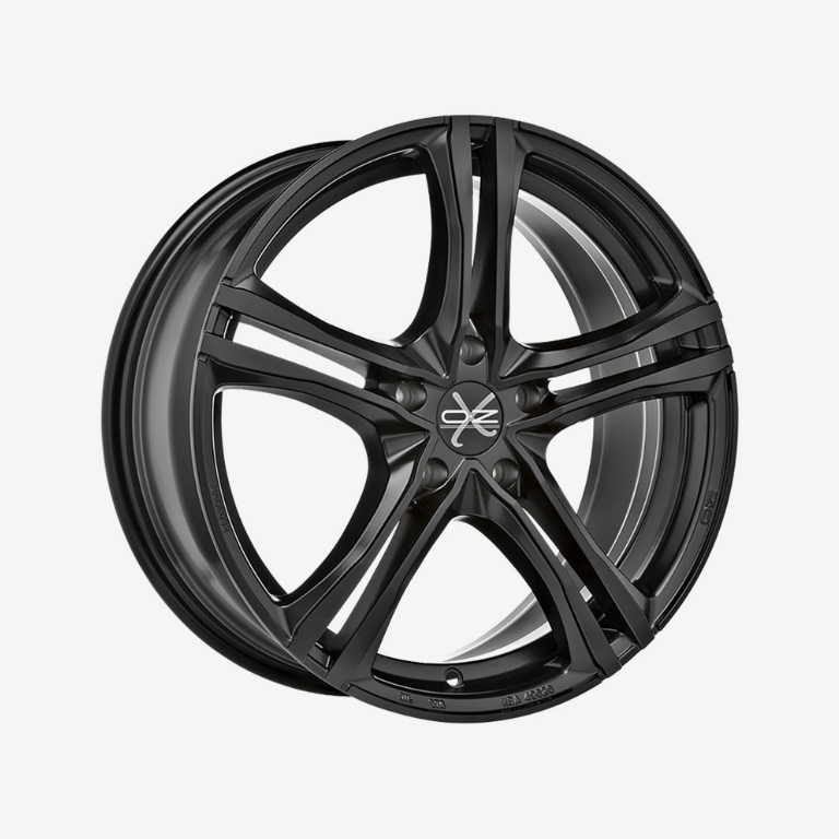 OZ X5B Matt Black 17''
