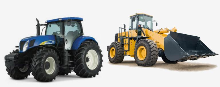 Mezzi industriali e agricoli